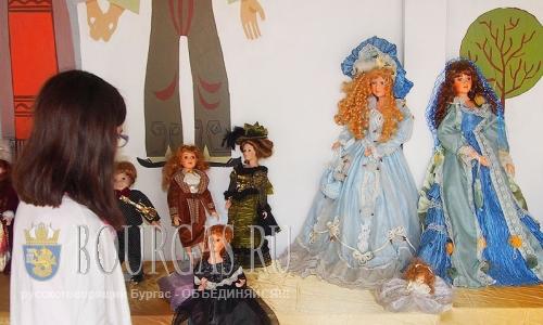 12 августа 2016 года, Болгария, Варна, КК Камчия - V-й Международный фестиваль Магия кукол