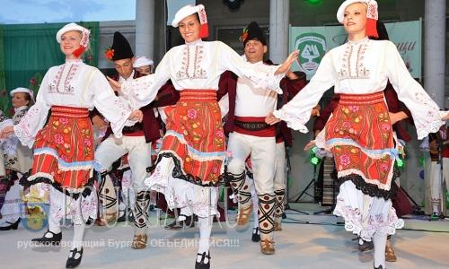 12 августа 2016 года, Болгария, Враца, Бели Извор - Фольклорный фестиваль Белые ночи