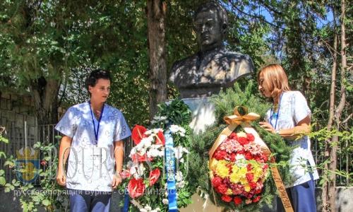 15 августа 2016 года, Болгария, София, Военно-медицинской Академией, День спасения