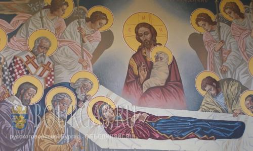 15 августа в Болгарии празднуют Успение Пресвятой Богородицы