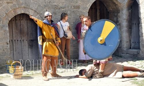 28 августа 2016 года, Видин, крепость Баба Вида - средневековый фестиваль БъдинЪ