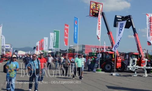 30 августа 2016 года, Стара-Загора, аэропорт, Международная специализированная сельскохозяйственная ярмарка
