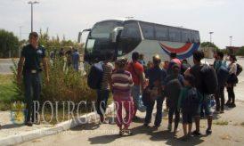 5 августа 2016 года, Болгария, 28 иракцев незаконно пересекли греко-болгарскую границу и были возвращены обратно