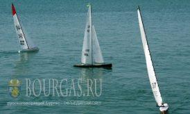 5 августа 2016 года, Болгария, Каварна, этап чемпионата Болгарии для радиоуправляемых моделей яхт классов F-5