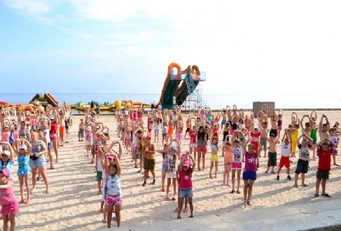 Детский лагерь Орфей
