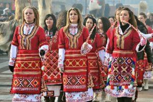 Язык Болгарии