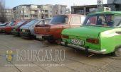 Автомобили эпохи социализма еще бегают по дорогам Болгарии