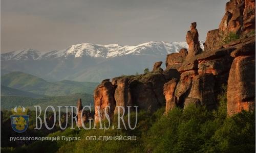 Белоградчикские скалы - чудо природы Болгарии