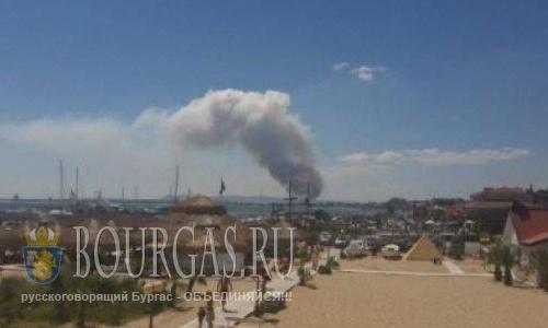 Болгарские цыгане повеселились на Солнечном Берегу