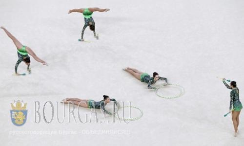 Болгарские гимнастки художницы в Рио завоевали бронзу