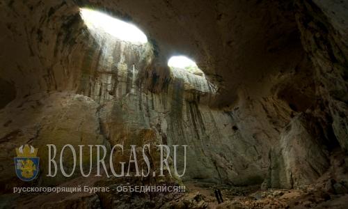 Болгарские пещеры, пещеры в Болгарии