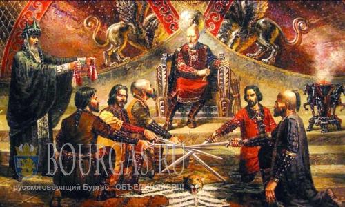 болгары, болгары не славяне, болгары славяне, болгары фракийцы