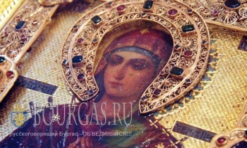 чудотворная икона Божьей Матери - Умягчение злых сердец