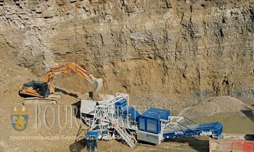 добыча золота в Болгарии