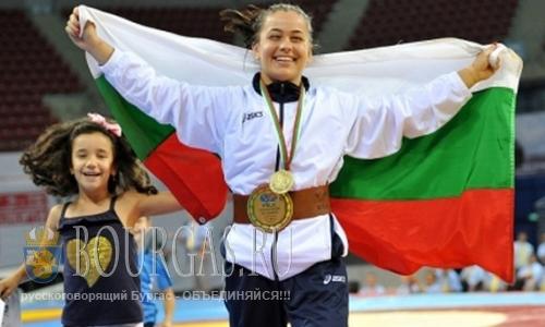 Елица Янкова, бронзовая медалистка Олимпиады в Рио