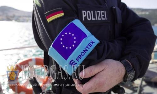 Фронтекс в Болгарии, FRONTEX в Болгарии
