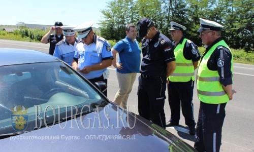 Греческие и болгарские полицейские поработают вместе