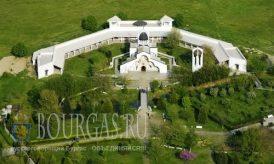монастырский комплекс Рупите