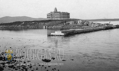 мореходное училище в Созополе