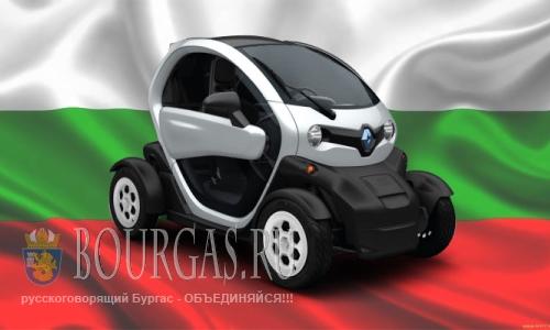 Муниципалитет Бургас приобрел электромобили Renault Tuizi