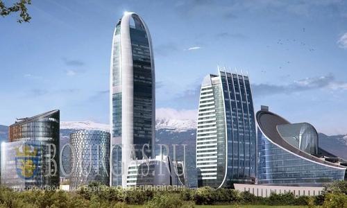 небоскребы в Болгарии