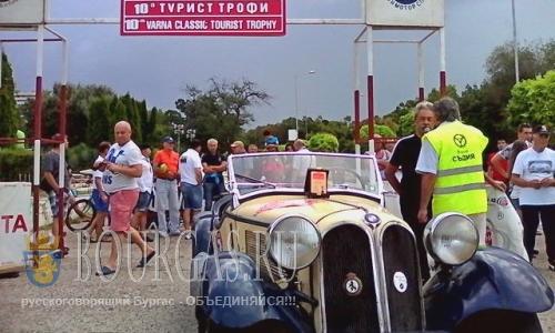 Ралли, Варненски автомобилен събор - пройдет в Варне