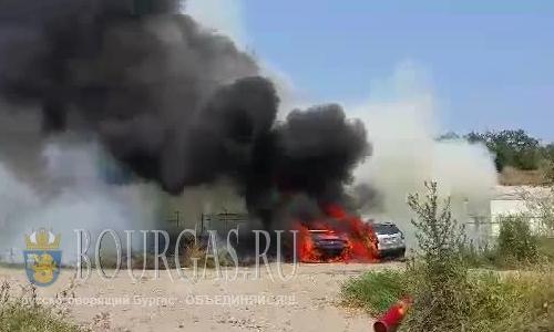 снова слышны взрывы в Сарафово