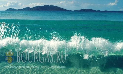 Состав морской воды у берегов Болгарии на постоянном контроле