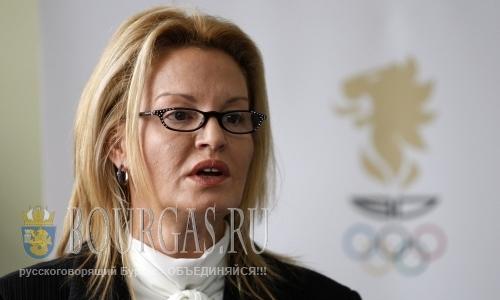 Стефка Косталинова, олимпийская чемпионка, рекордсменка Мира