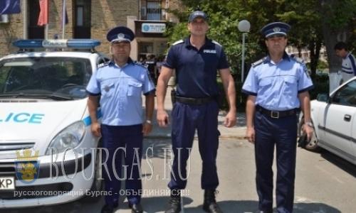 В Балчике и Албене появились сотрудники румынской полиции