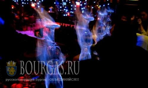 В баре Приморско пострадали туристы