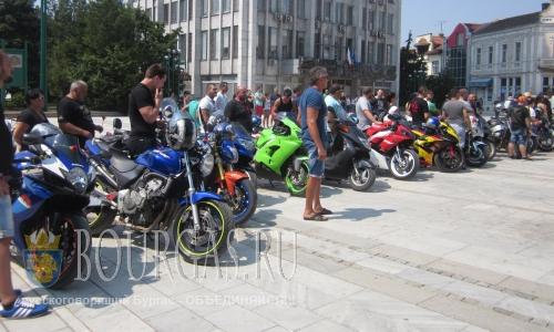 В болгарском городке Видин прошел Национальный мотособор