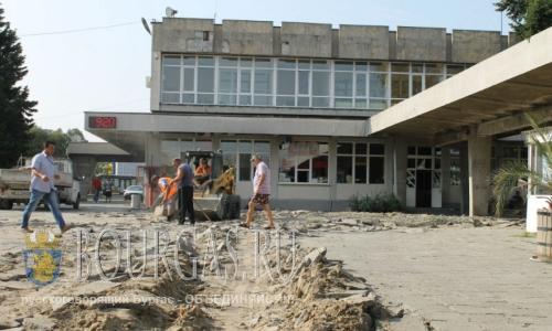 В Бургасе проведут капитальный ремонт автовокзала Запад