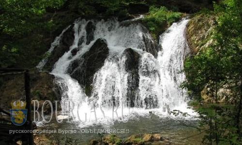 Водопад Докузак, Стоилово, Бургасская область