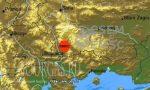 Снова трясет Западную Болгарию