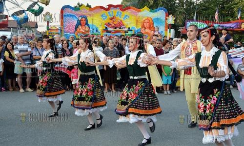 15 сентября 2016, Враца, 128 осенняя ярмарка