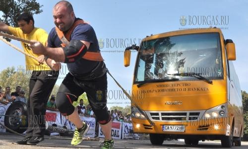 18 сентября 2016, Димитровград, открытый чемпионат Болгарии по силовому многоборью