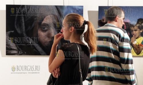 21 сентября 2016, София, выставка Стояна Ненова - первого болгарина, обладателем Пулитцеровской премии