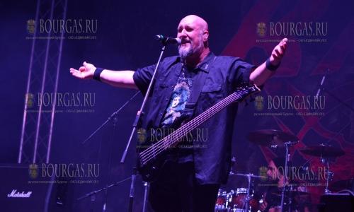 24 сентября 2016 года, Ловеч, Рок-фестиваль - выступление американской группы Rage