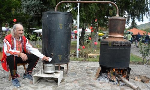 24 сентября 2016 года, село Орешак, Фестиваль сливовицы и ракии