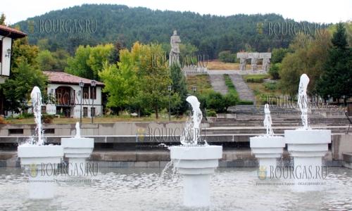 26 сентября 2016 года, Калофер, в городе закончили ремонт мемориального комплекса поэта-революционера Христо Ботева