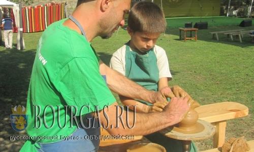 3 сентября 2016 года, Габрово, комплекс Етър, Международная ярмарка традиционных ремесел