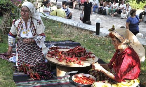 5 сентября 2016 года, Ивайловград, V-й Международный кулинарный фестиваль традиционных продуктов питания