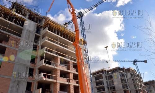 70% новостроек в Болгарии возводят в крупных городах