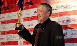 Ивайло Христов получает Золотой Святой Георгий - главный приз ММК-2015