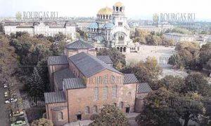 церковь Святой Софии в Софии