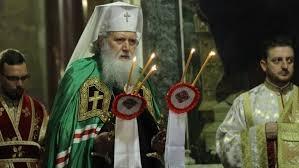 Святейший Патриарх Болгарский, Митрополит Софийский - Неофит, в храме Святого Александра Невского отсулжил молебен на Крестовдень
