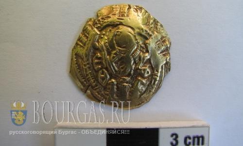артефакты крепости Калиакра