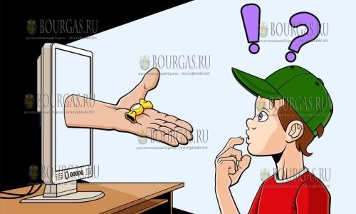 Безопасность болгарских детей в интернет под угрозой