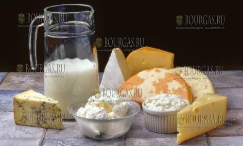 болгарские молочные продукты
